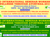 Flex 20x6_International Seminar Trilok Ayurveda